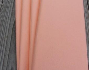 Peach Tissue Paper / Bulk Tissue Paper Peach 48 sheets / Premium Peach Tissue Paper / Peach Shower/ Peach Wedding