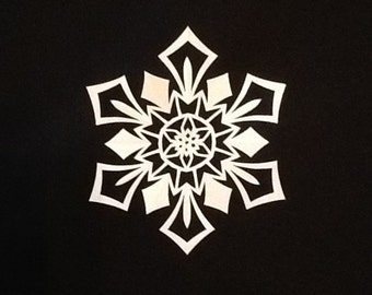 Paper Snowflakes (Style II)