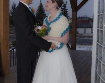 Bridal Shawl/Wrap