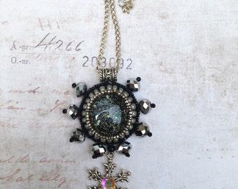 SALE !! Star pendant