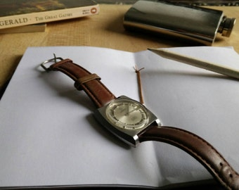 60s LANCO watch 21 Rubis Automatic Incabloc - 784 - 2 TISSOT caliber  swiss made - working and good conditions -