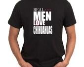 Real Men Love Chihuahua T-Shirt