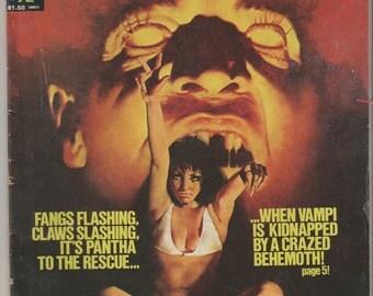Vampirella; Vol 1, 72 Bronze Age Comic Book.  VF-.  September 1978.  Warren Magazine