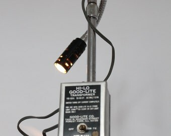 MEDICAL FLOOR LAMP  industrial mid century vintage  50/60s era