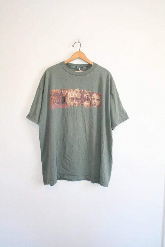 Korn untouchables tee size xx large 90s t shirt for Optima cotton wear t shirts