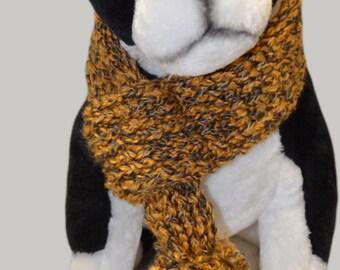 Dog Scarf-Golden Mist