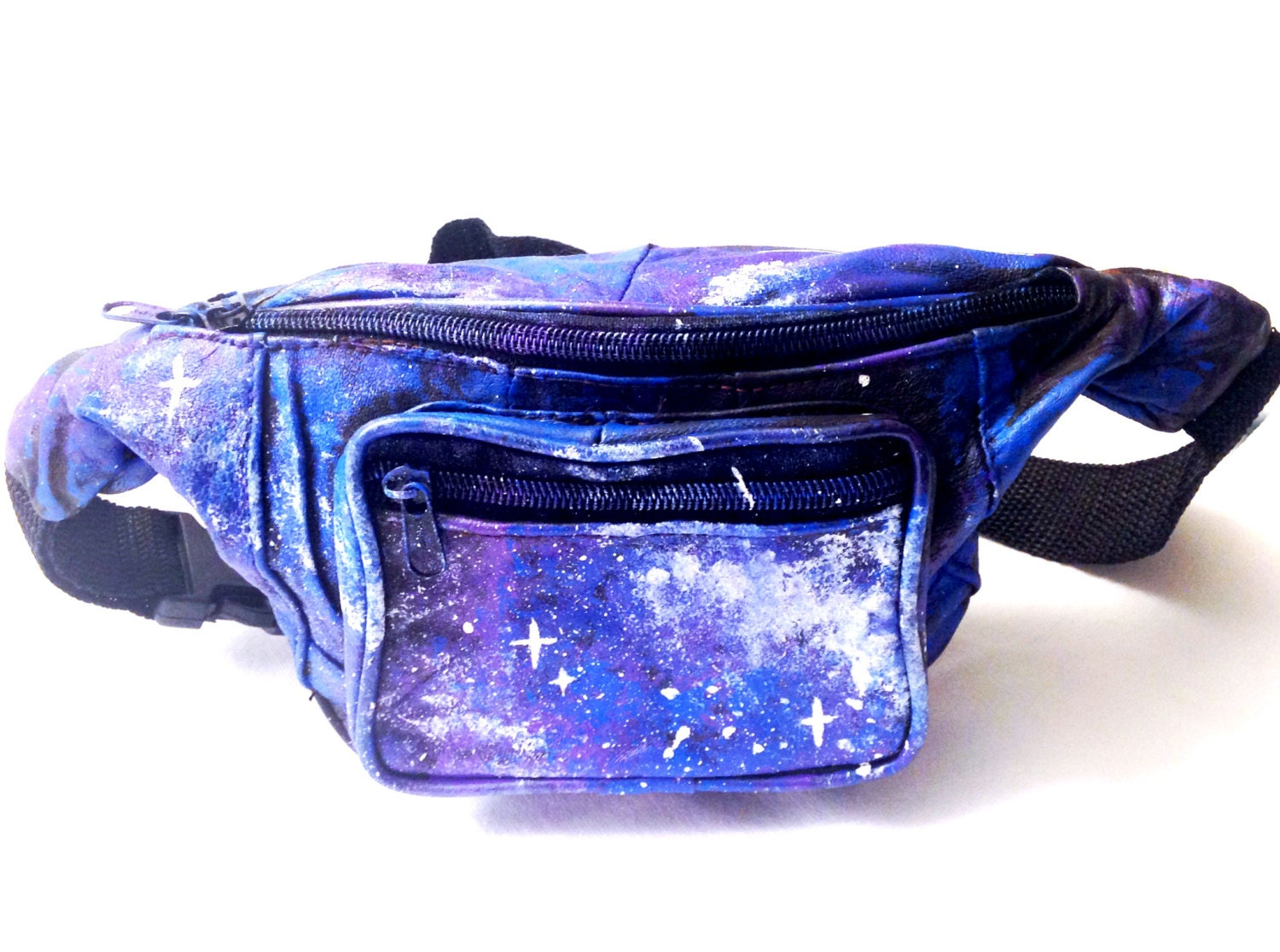 Fanny Pack Galaxy Waist Bag Phanny Pack Style by TheBohipstian