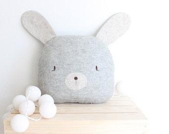 Pillow | Cushion |  Mr Bunny - Deco Kids