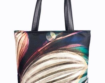 Floral Tote Bag, Spring Tote Bag, Beige Bag, Laptop Bag 12 Inch, Tote Handbag, Shoulder Bag, Book Bag, Blue Tote, Lenovo Yoga Case