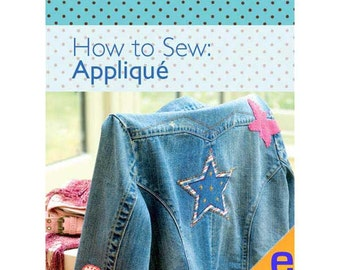 How to Sew: Applique Sewing eBook (804014)