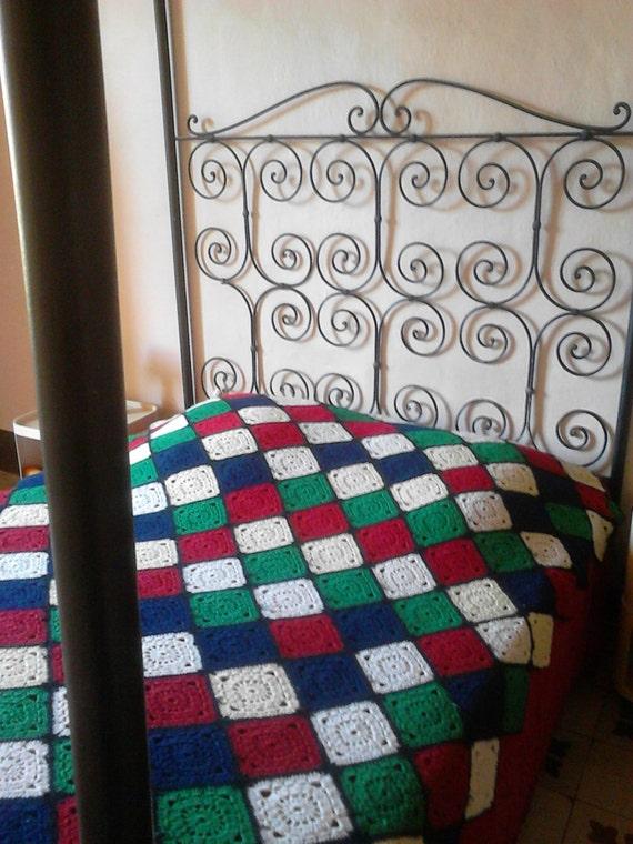 superbe couverture de lit double jet de canap par inkatinker. Black Bedroom Furniture Sets. Home Design Ideas