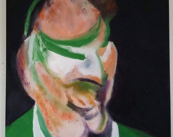 Untitled Francis Bacon Reproduction Oil Painting
