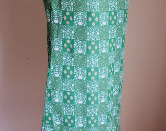 Cool Green Dress