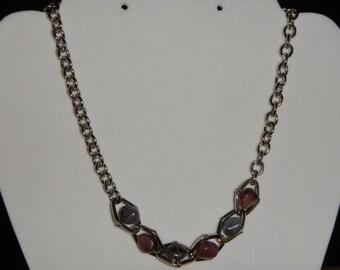 Polished Stone Necklace