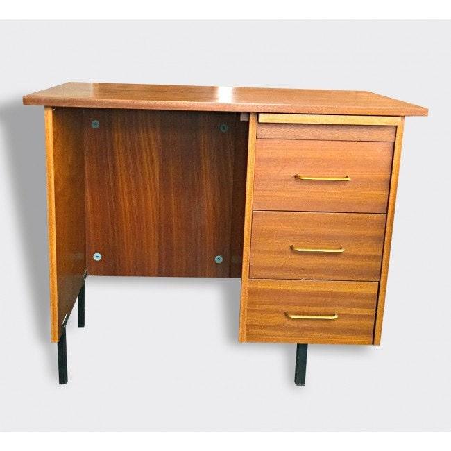 bureau vintage ann es 70 haute juice. Black Bedroom Furniture Sets. Home Design Ideas