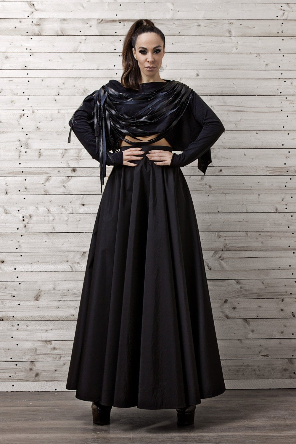 Cheap ruffle long skirt, Buy Quality long skirt directly from China maxi skirt Suppliers: WBCTW Summer Satin Ruffle Long Skirt Black High Waist Skirt Elegant Party Women Skirt Solid XXSXL Plus Size Maxi Skirts Enjoy Free Shipping Worldwide! Limited Time Sale Easy Return/5(20).