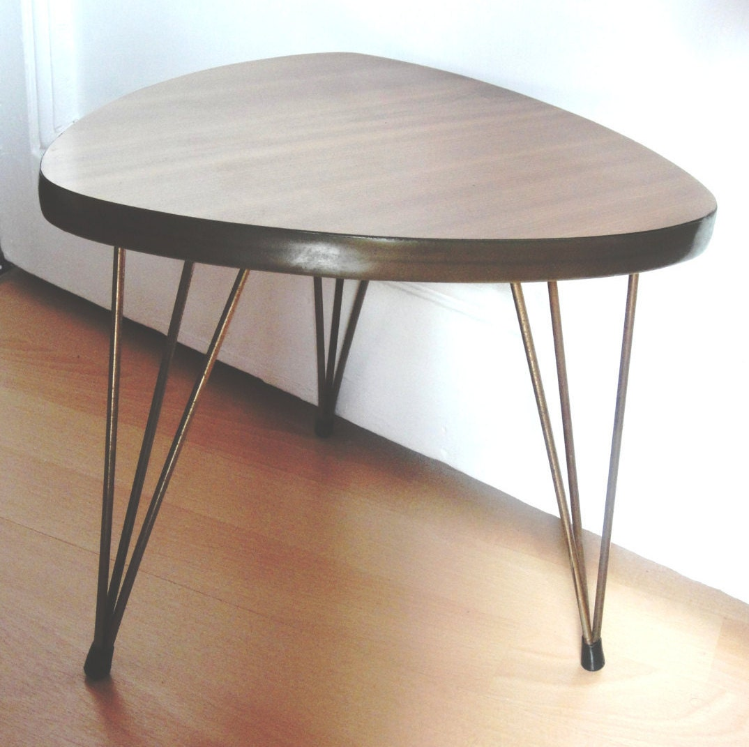 Kitchen dining Formica coffee table
