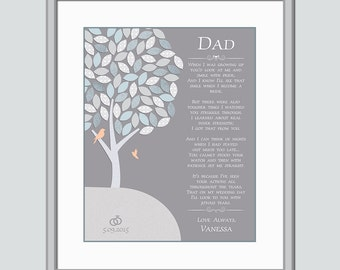 Wedding Day Gift For Dad
