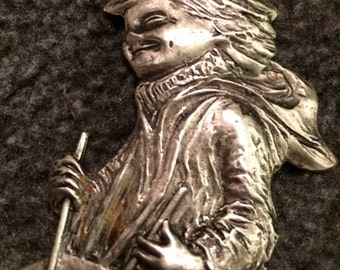 International Pewter 1974 Drummer Boy Ornament