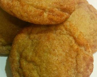 Soft, Cinnamon-y Snickerdoodle - one dozen