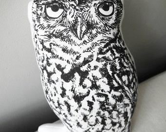A cute stylish owl