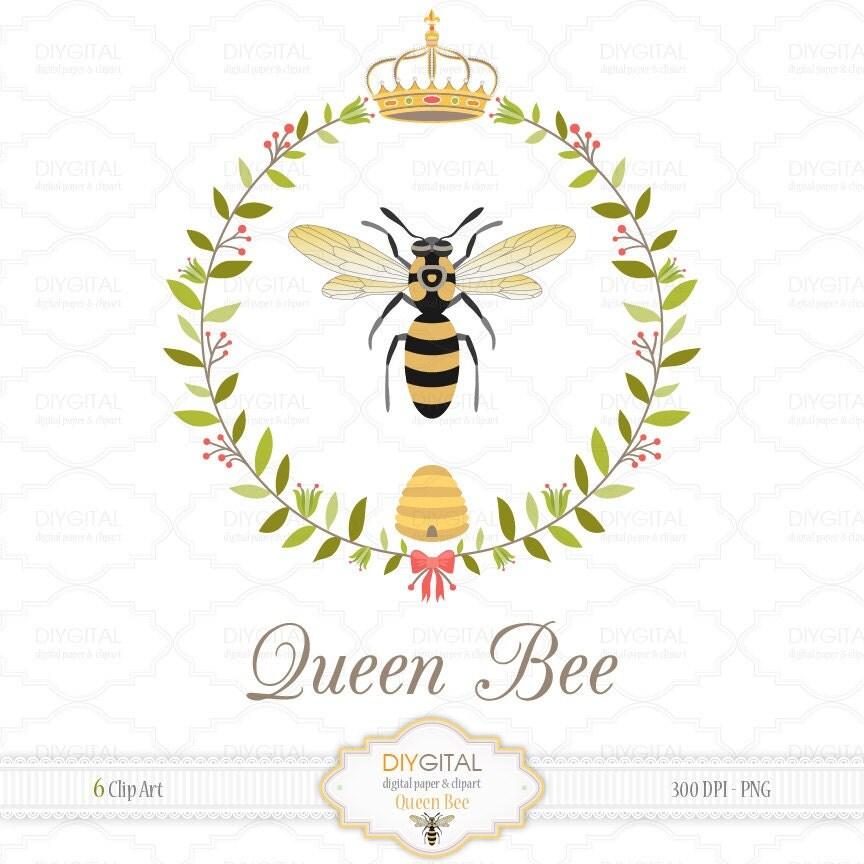 clipart queen bee - photo #20