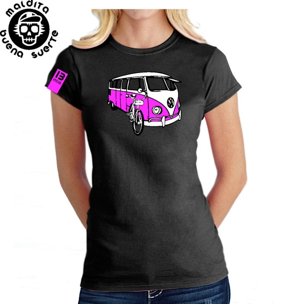 MBS van girl t-shirt
