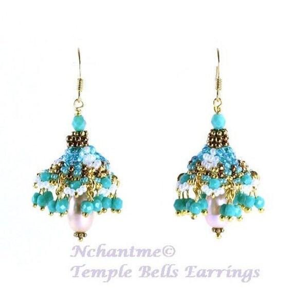 Temple Bells Earrings