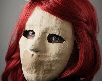 Speak No Evil - Taped Mouth Mask