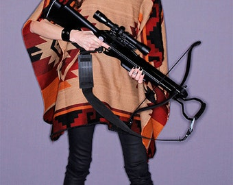 Daryl Dixon Poncho