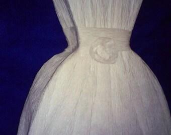 Wedding Dress Pinata / Sweet sixteen Dress Pinata