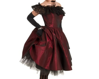 Dixie Old West Saloon Dress