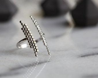 S t e l l a .Silver Ring