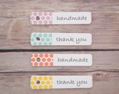 Gift Tags / Thank You Tags / Hang Tags / Favor Tags / Spring Gift Tags