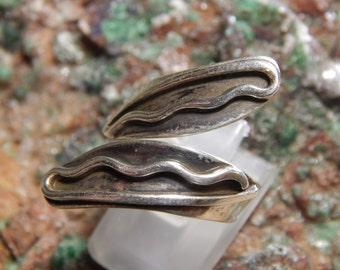 Sterling Wraparound Ring