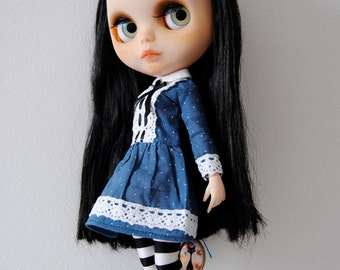 Ooak custom Blythe Alice