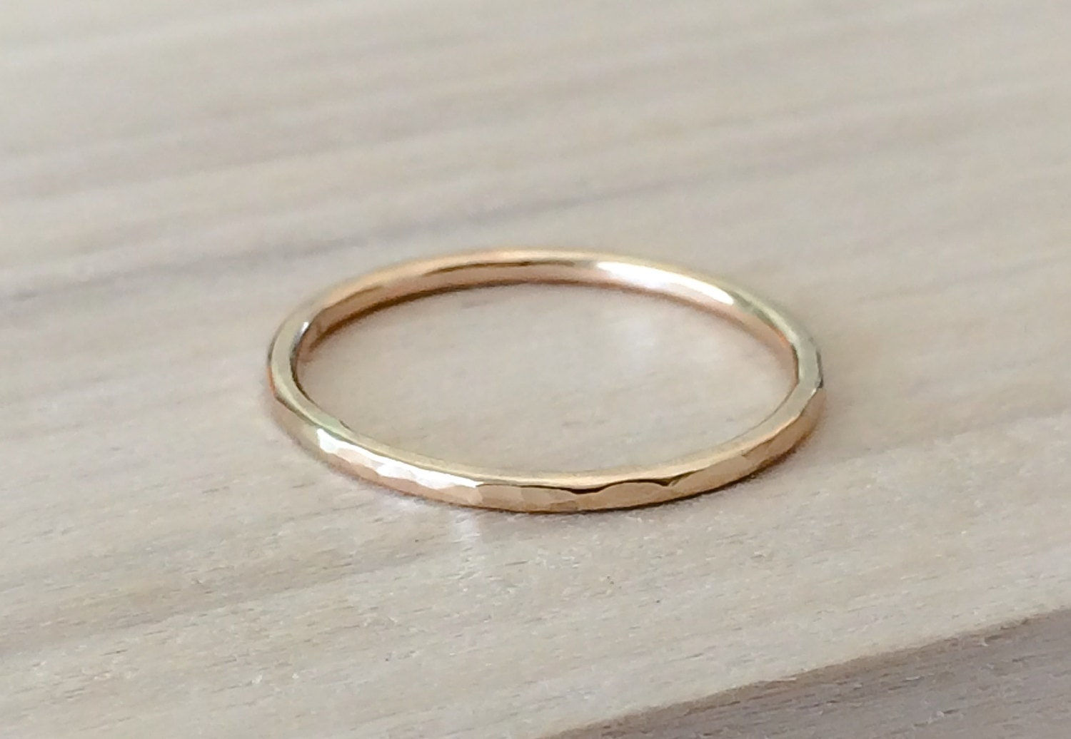 gold ring 14k gold filled stacking ring minimalist jewelry. Black Bedroom Furniture Sets. Home Design Ideas