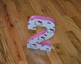Hello Kitty Birthday Photo Prop