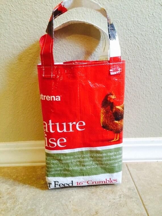 Feed Bag Gift Bag/Tote