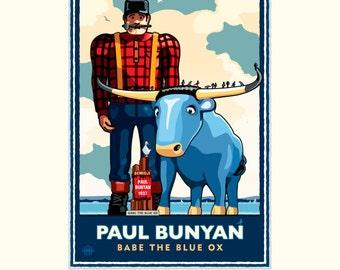 Landmark MN | Paul Bunyan Lakeside by Mark Herman