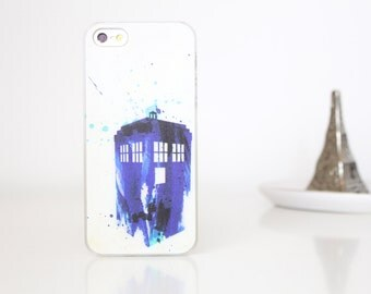 IPhone 5S Doctor Who Tardis Case