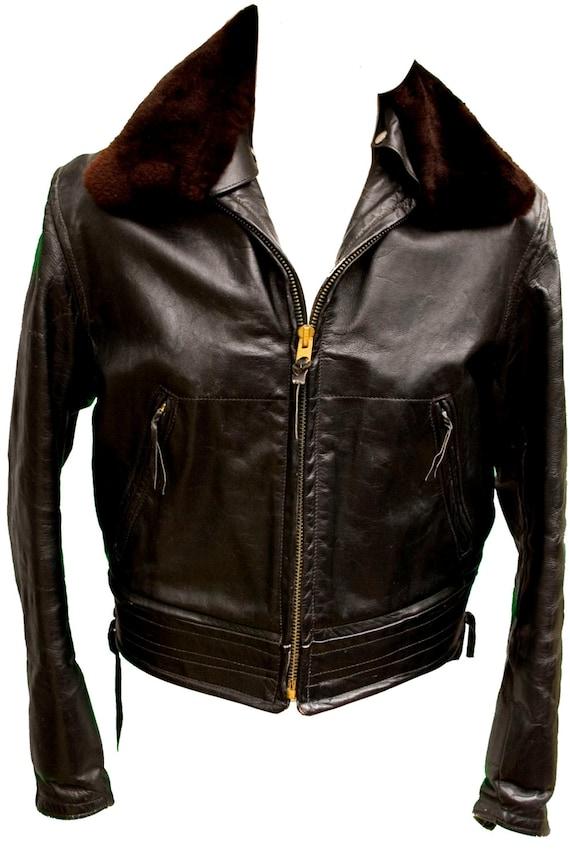 Chp leather jacket