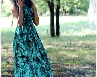 Jungle Vine Dress 50% OFF