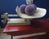 Large Vintage Detecto Baby Scale
