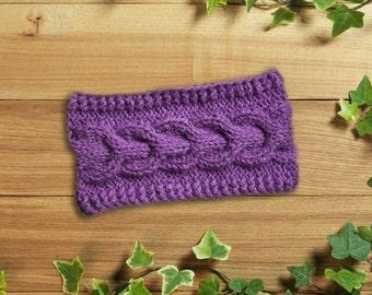 Oversized Headband, Knit Headband,  Chunky Headband, Ear Warmer,  Winter Accessories,Holiday Fashion, LoveKnittings