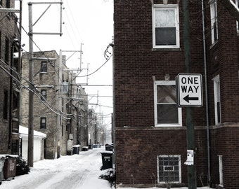 A Snowy Chicago Life