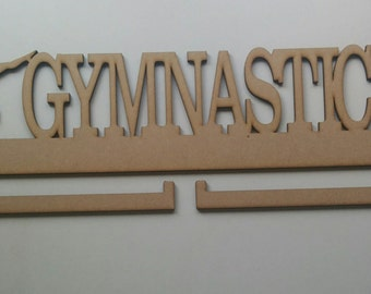 Gymnastics Medal holder