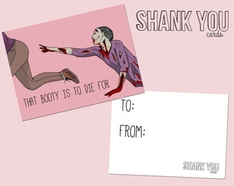 Zombie Valentine: That Booty Is to Die For