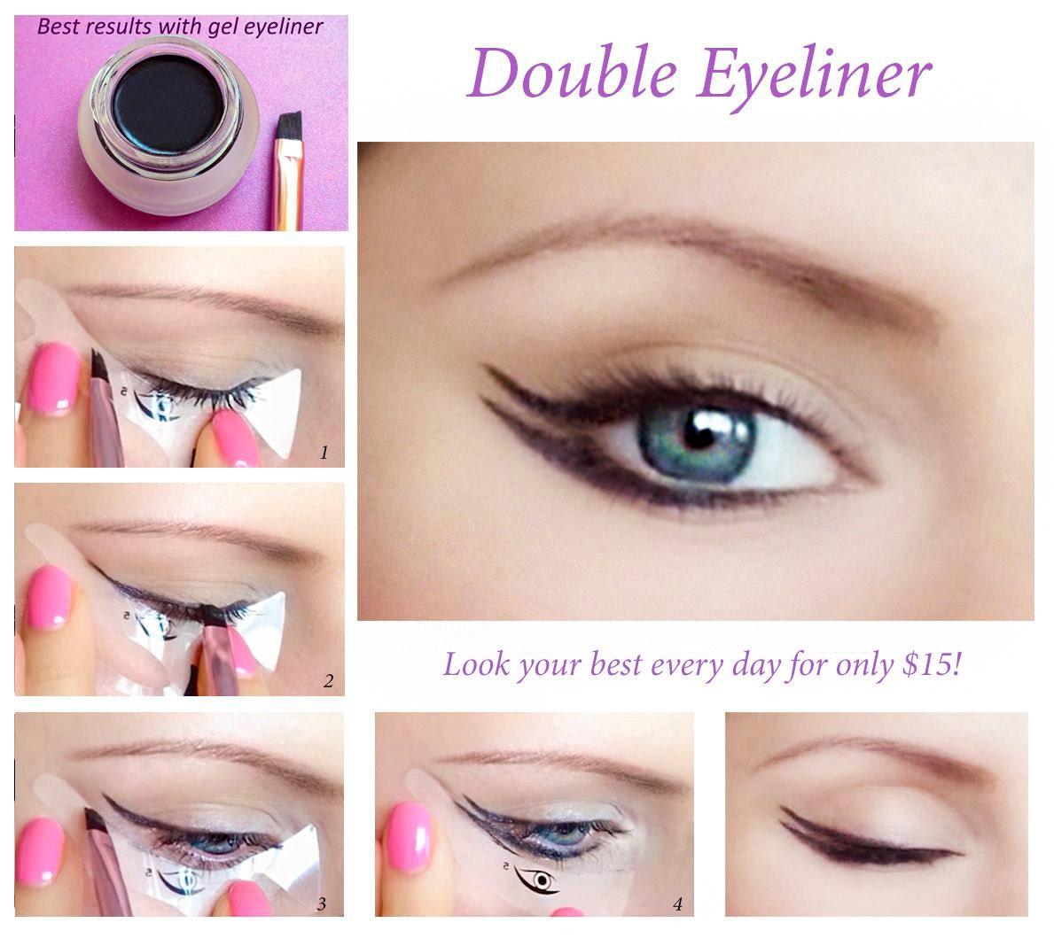 Makeup Ideas » Makeup Stencils - Beautiful Makeup Ideas and Tutorials
