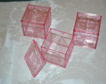 12 Baby Girl or Boy Block Favosr/Baby Shower Favor/Baby Shower Block Favor/Block Favor/Baby Favor/Blcok